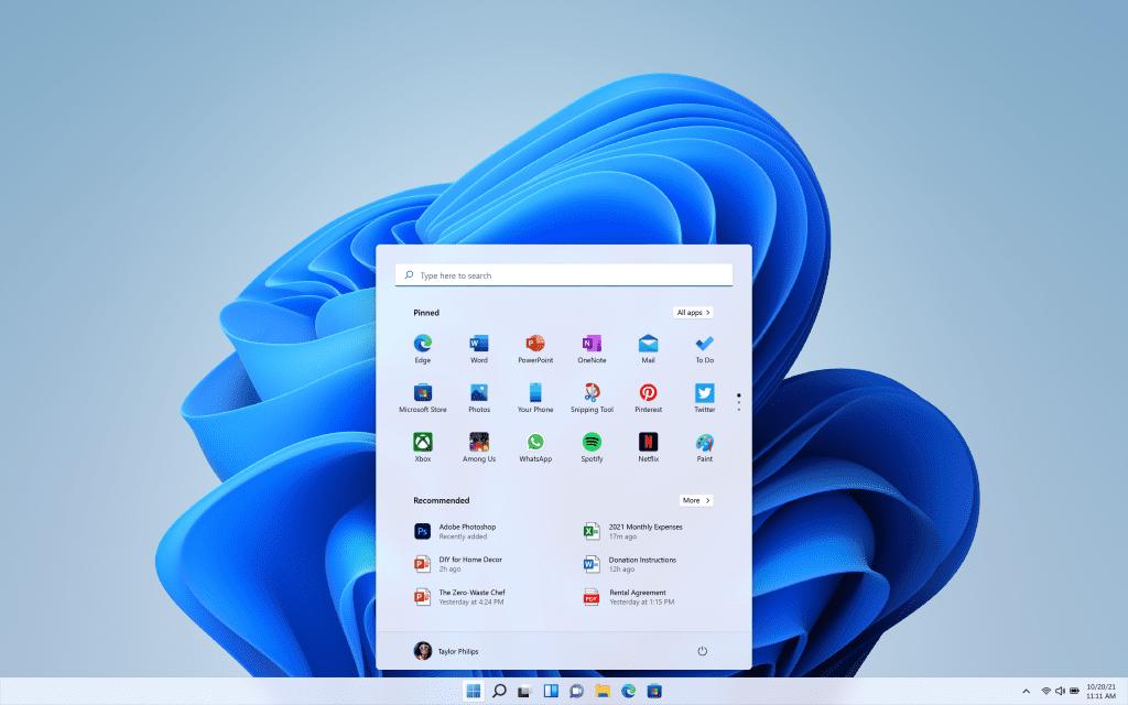 Windows 11 eind dit jaar beschikbaar